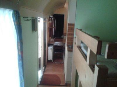 oberlicht wohnwagen zierer neu renoviert mit kinderzimmer. Black Bedroom Furniture Sets. Home Design Ideas