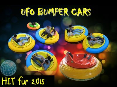 ufo attraktion elektrische gerate bumper car. Black Bedroom Furniture Sets. Home Design Ideas