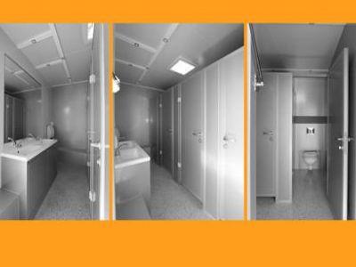 luxus toilettenwagen. Black Bedroom Furniture Sets. Home Design Ideas