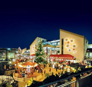 Weihnachtsmarkt Bei Segmüller Parsdorf Bei München