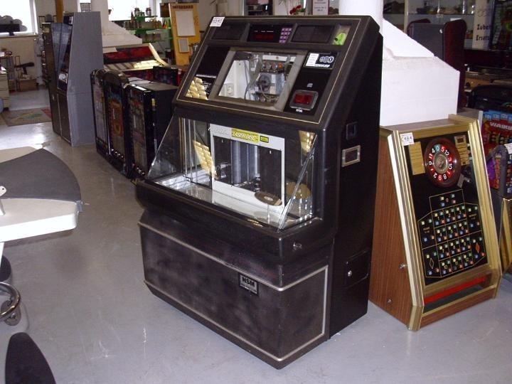 the performer grand nsm musikbox jukebox musiktruhe m340. Black Bedroom Furniture Sets. Home Design Ideas