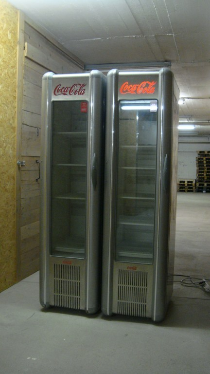 getr nke k hlschrank coca cola retro 2 stck. Black Bedroom Furniture Sets. Home Design Ideas