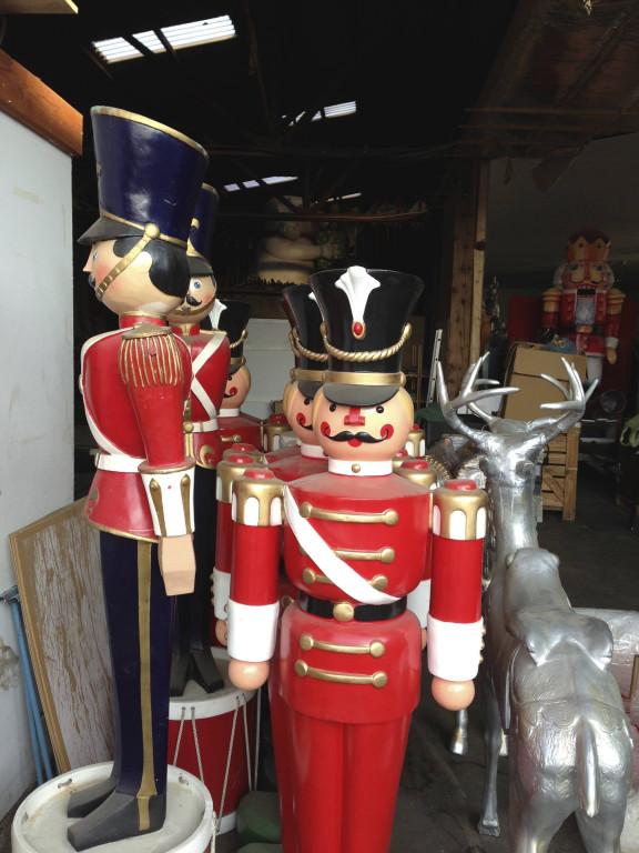 Weihnachtsdeko Im Angebot.Soldaten Weihnachtsdeko