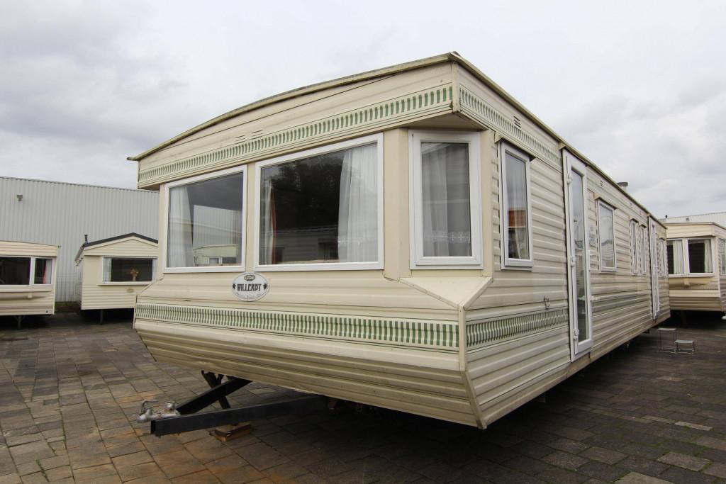 Willerby Mobilheim Gebraucht : Mobilheim mit doppelverglasung willerby salisbury schlafzimmern