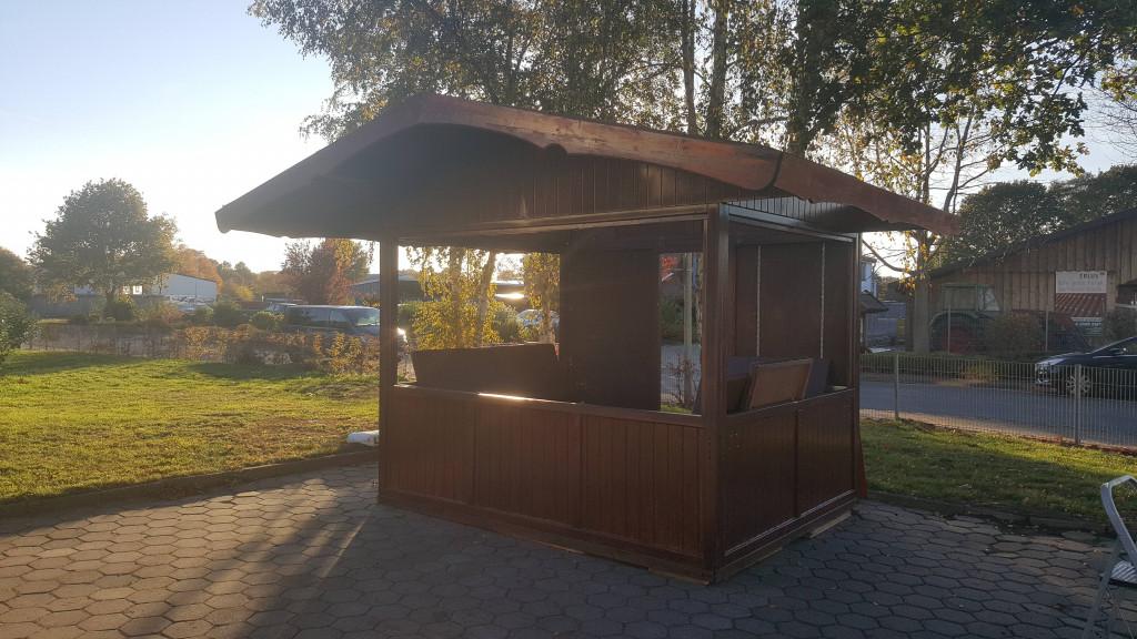 Weihnachtsmarkt Varel.Pfützner Hütte Weihnachtsmarkt Hütte Verkaufsstand