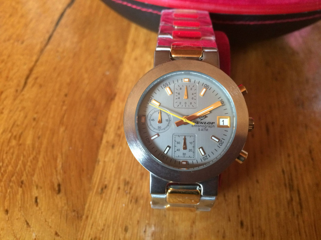 Dunlop Uhr
