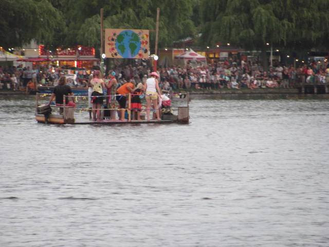 Fischerfest Krakow Am See